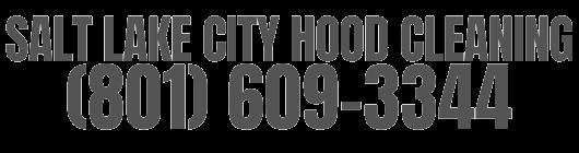 Salt Lake City Hood Cleaning